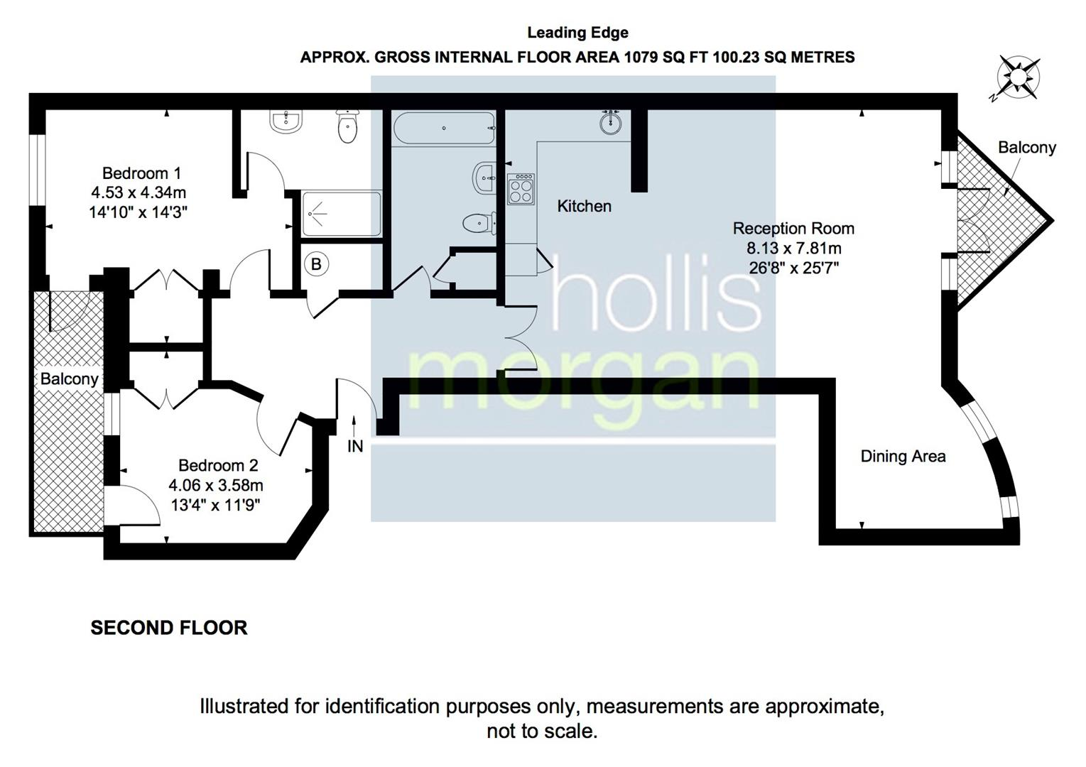 Floorplans For Leading Edge, Hotwells