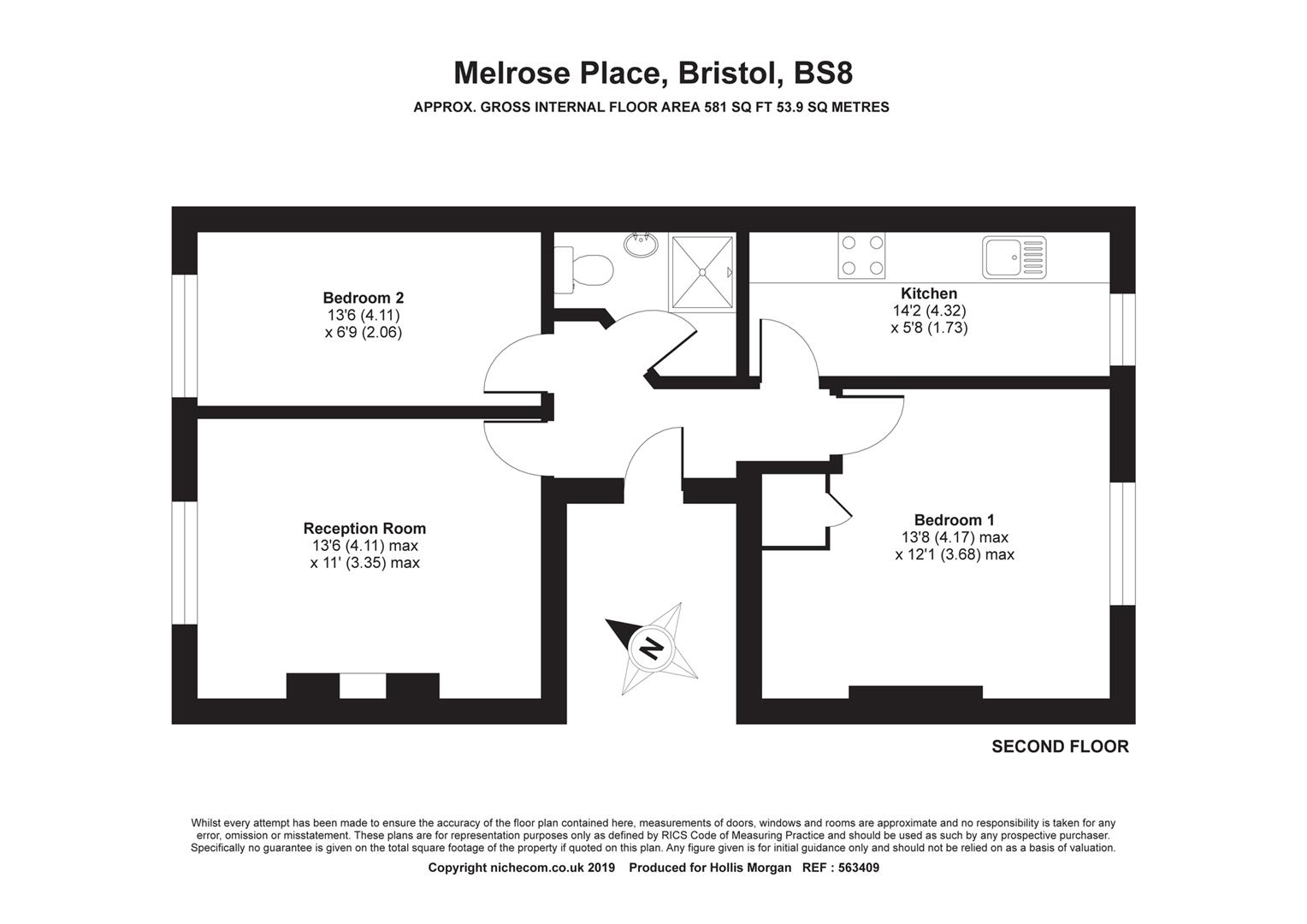 Floorplans For Melrose Place, Clifton
