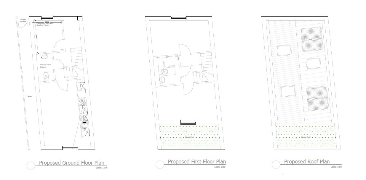 Floorplans For PLOT WITH PLANNING - SOUTHVILLE