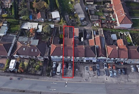 View Full Details for MIXED USE - HENGROVE                                        - EAID:hollismoapi, BID:21
