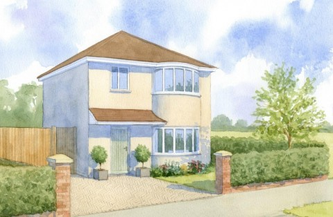 View Full Details for PLOT - PLANNING GRANTED - DETACHED HOUSE - EAID:hollismoapi, BID:11