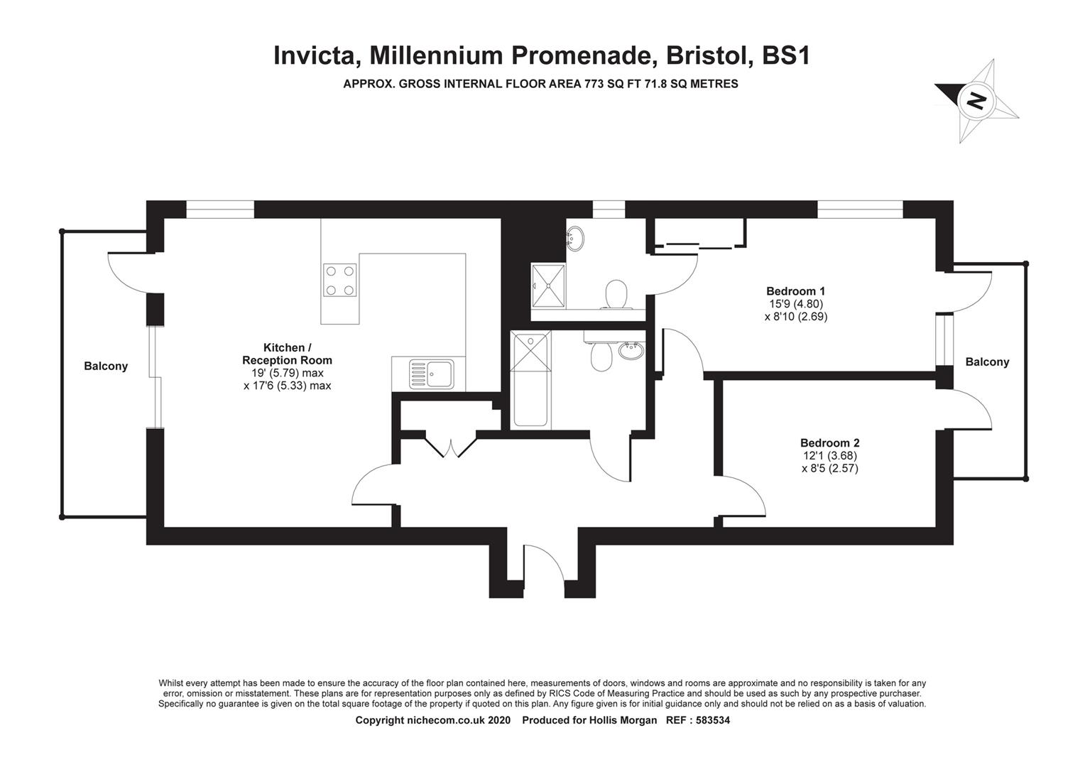 Floorplans For Invicta, Harbourside