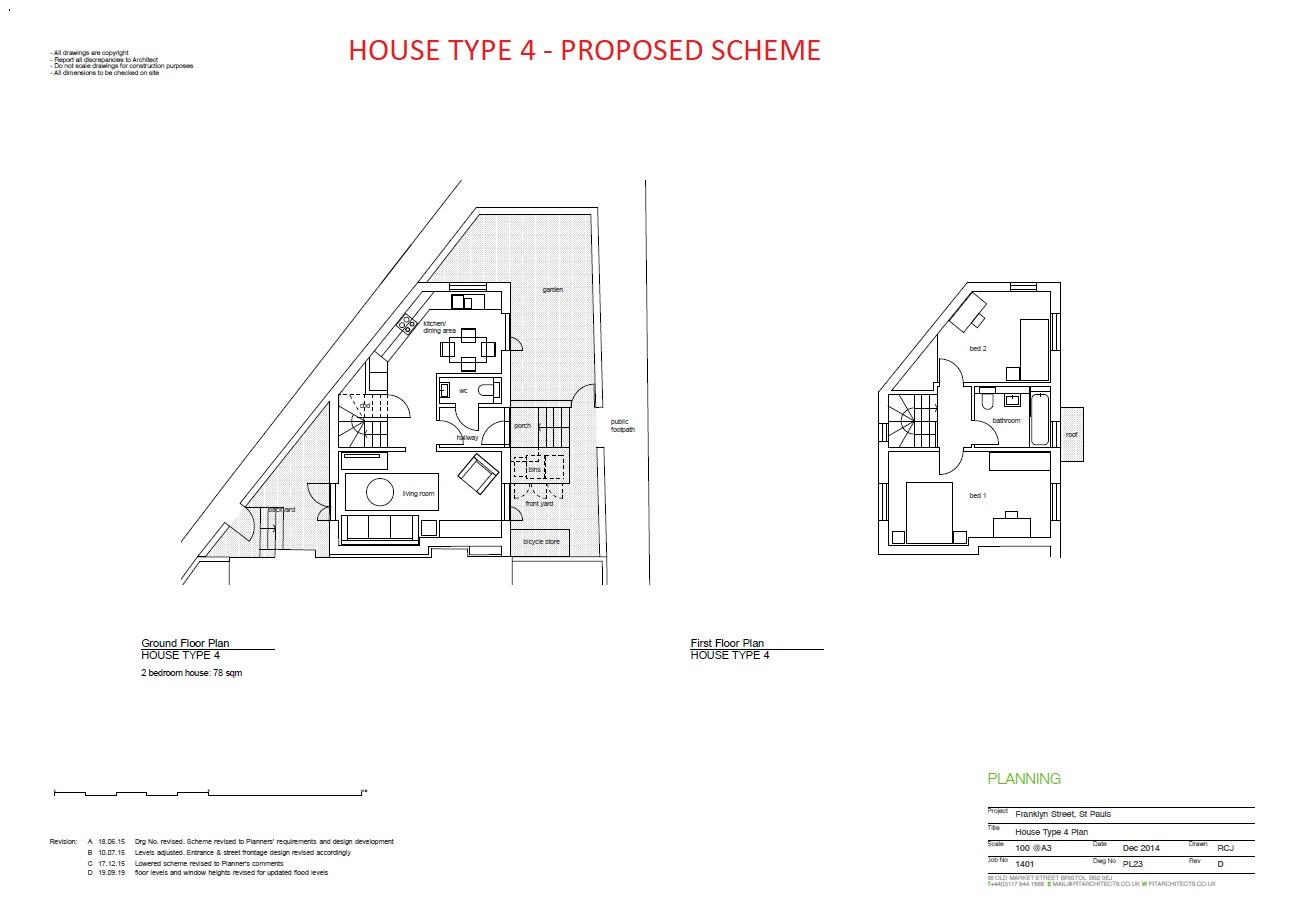 Images for PLANNING GRANTED - 6 TOWNHOUSES EAID:hollismoapi BID:11
