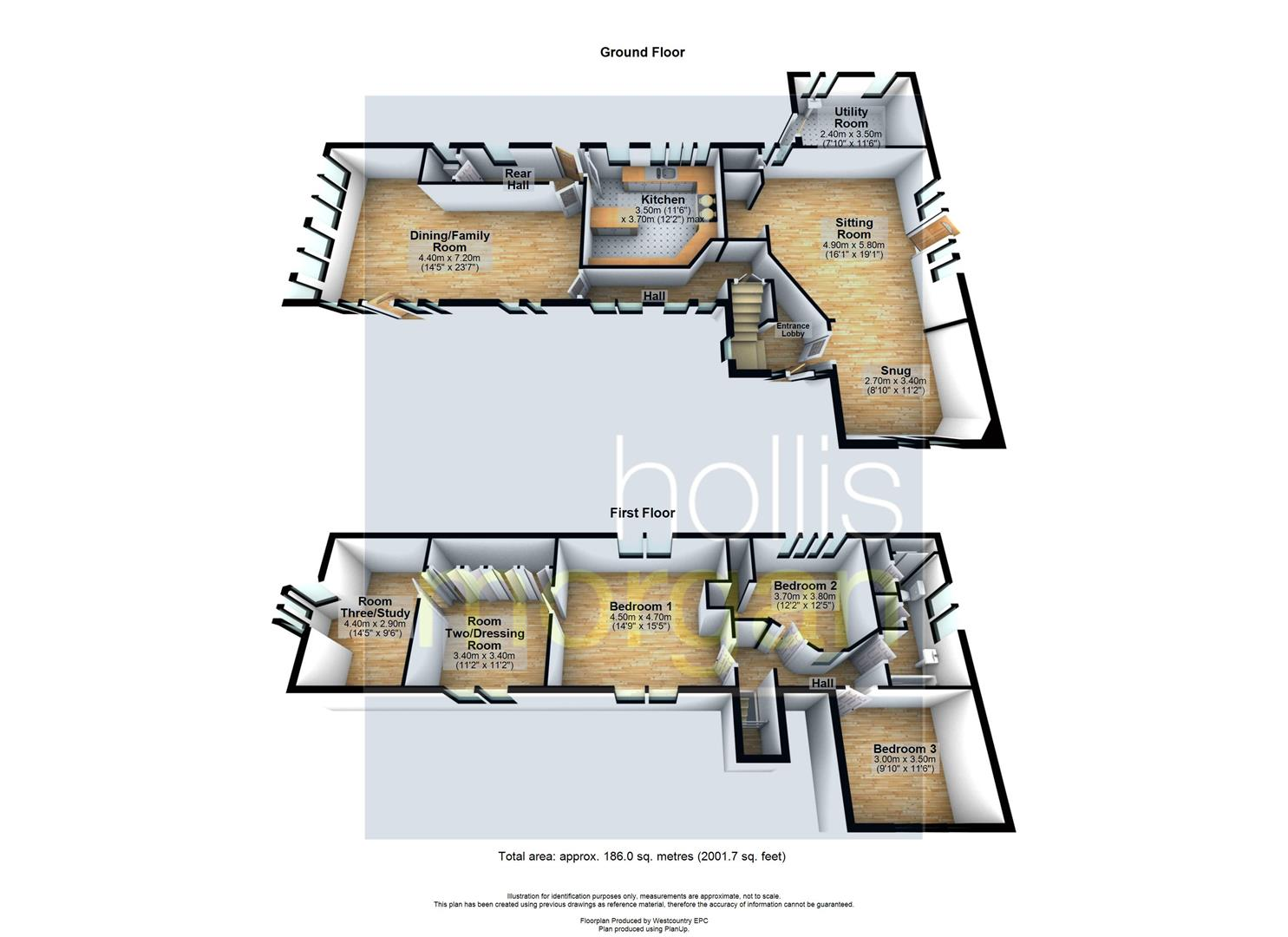 Floorplans For PERIOD COTTAGE - REDUCED PRICE FOR AUCTION