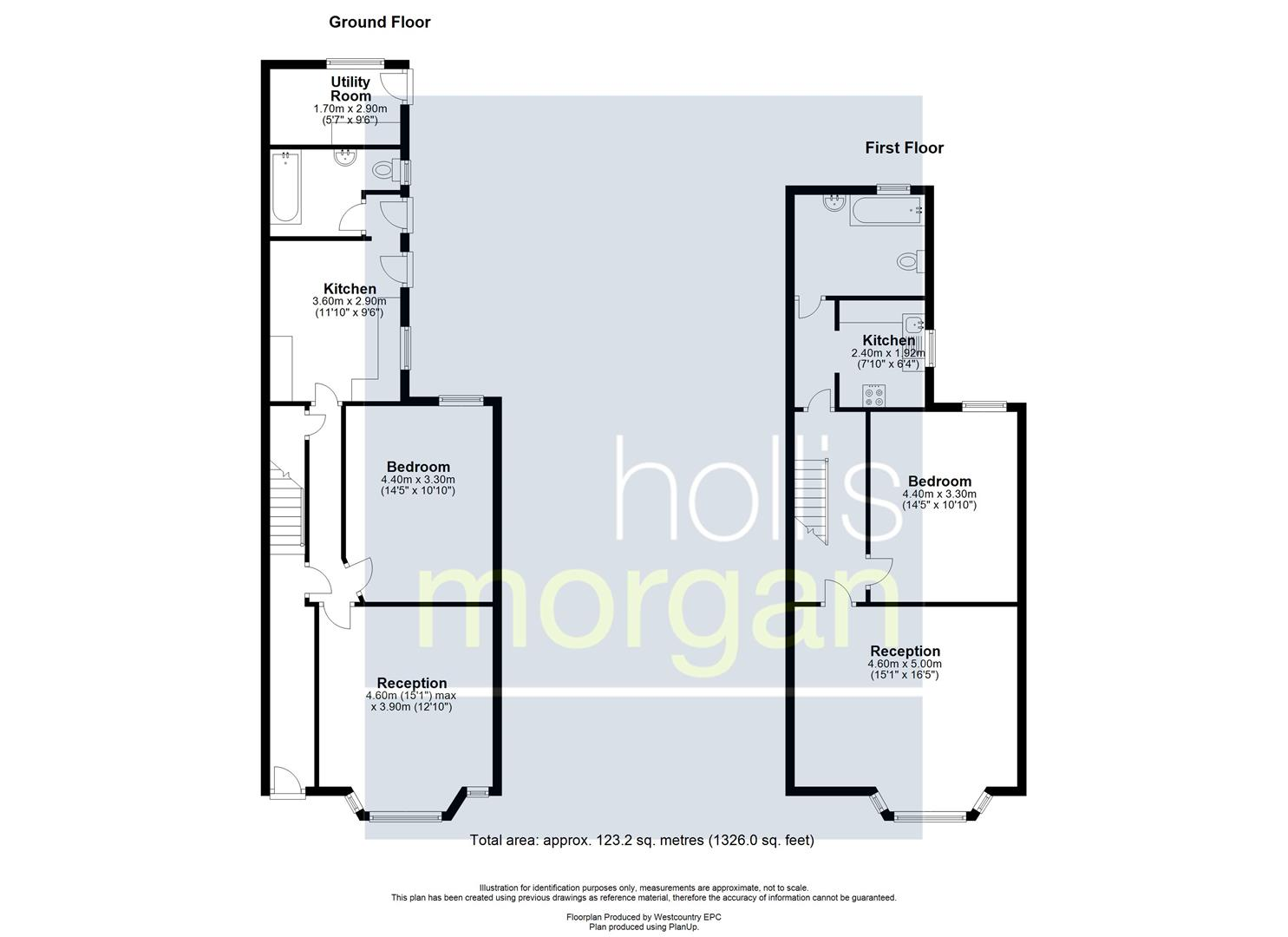 Floorplans For HOUSE / FLATS FOR UPDATING - SOUTHVILLE