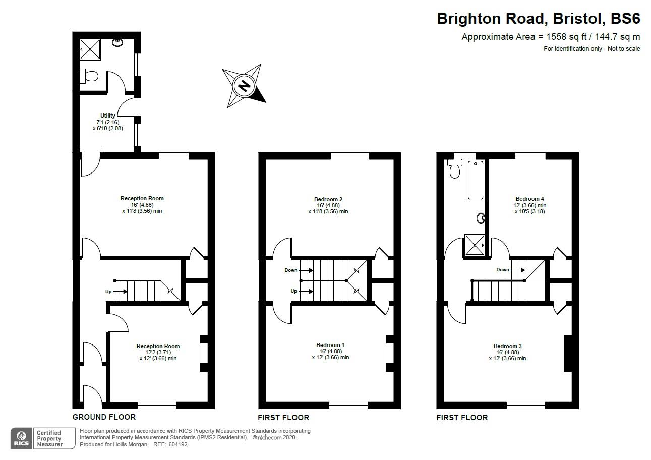 Floorplans For HOUSE FOR UPDATING / INVESTMENT - REDLAND