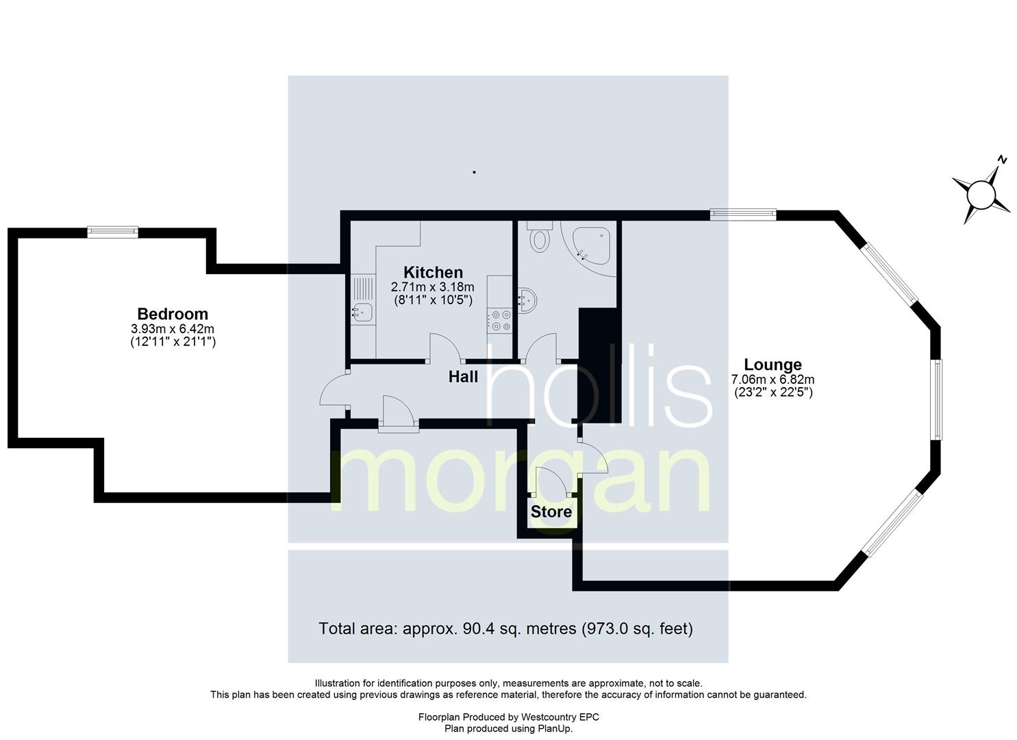 Floorplans For STUNNING FLAT - REDUCED £ FOR AUCTION