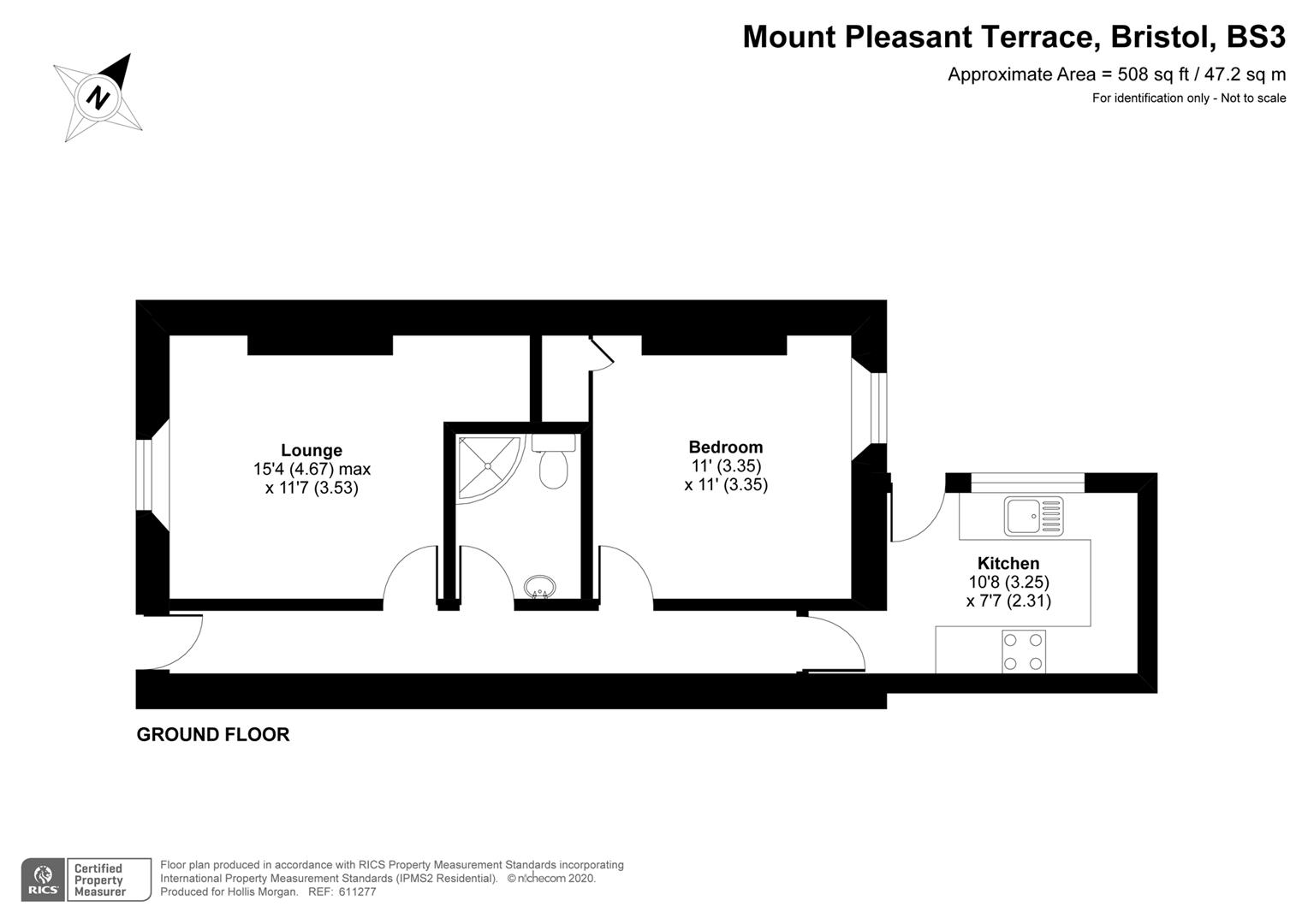 Floorplans For Mount Pleasant Terrace, Southville