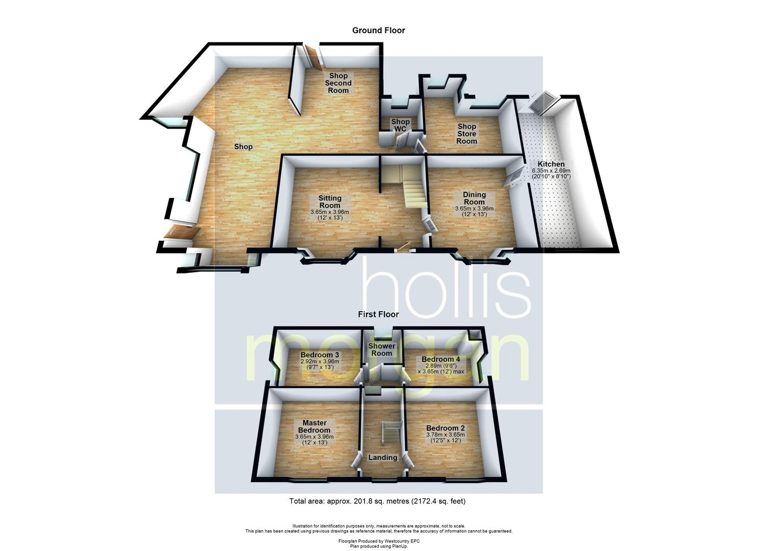 Floorplans For DETACHED HOUSE - REDUCED PRICE FOR AUCTION