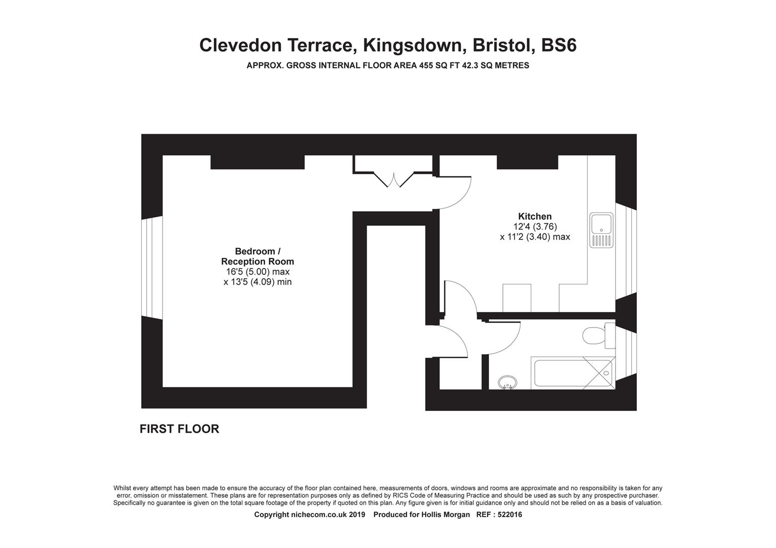 Floorplans For FLAT FOR UPDATING - KINGSDOWN