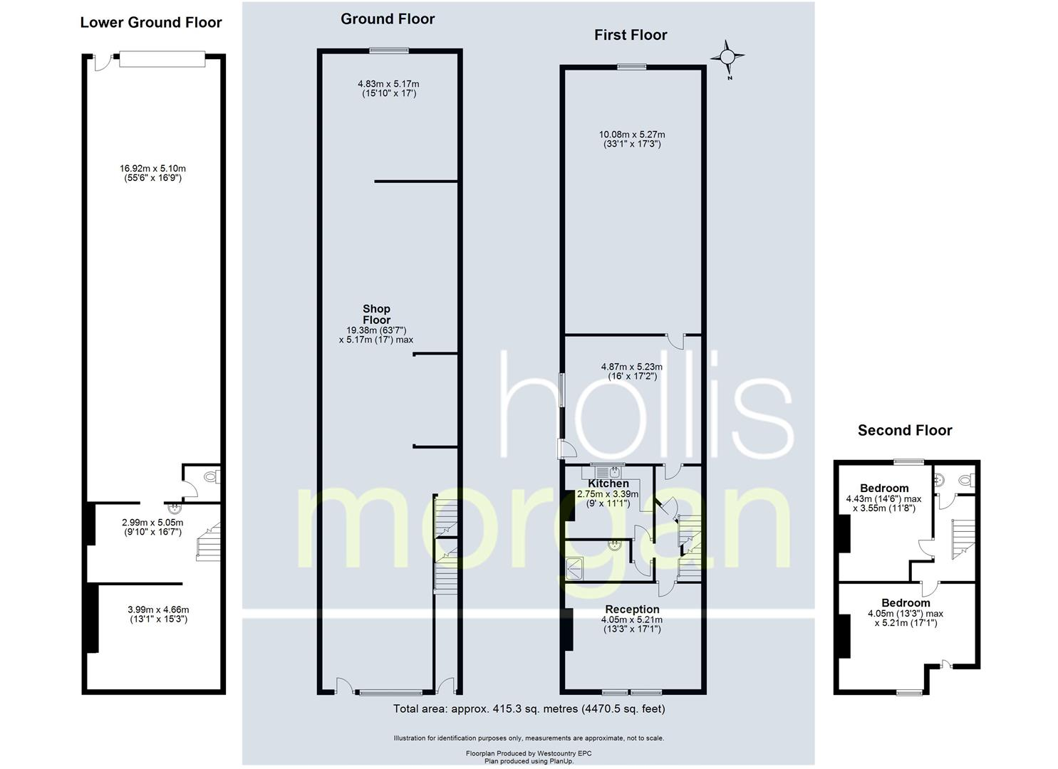 Floorplans For MIXED USE INVESTMENT - BS5