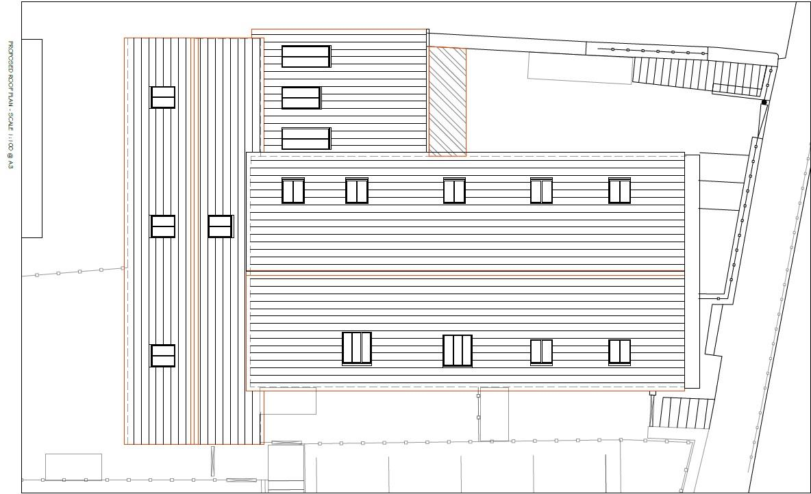 Floorplans For PLANNING GRANTED - 6 FLATS