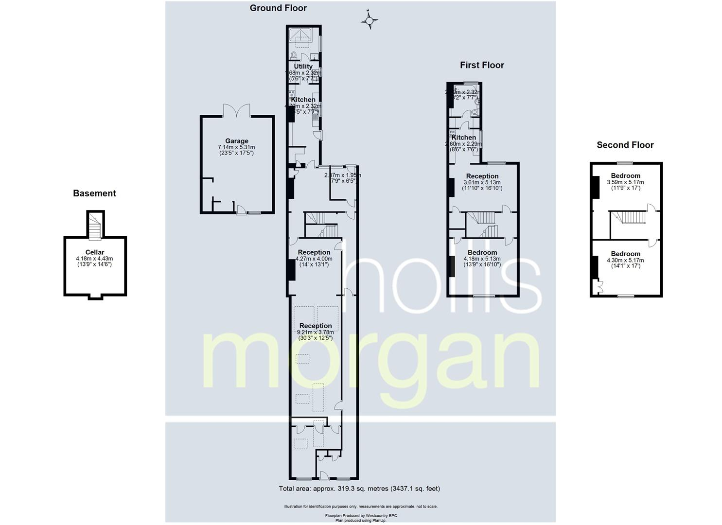 Floorplans For AMAZING FAMILY HOME FOR UPDATING - SOUTHVILLE