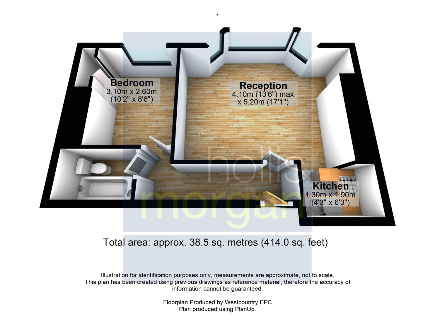 Floorplans For INVESTMENT FLAT - WESTBURY PARK
