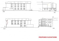 Images for DETACHED CHAPEL WITH RESI PLANNING - WSM