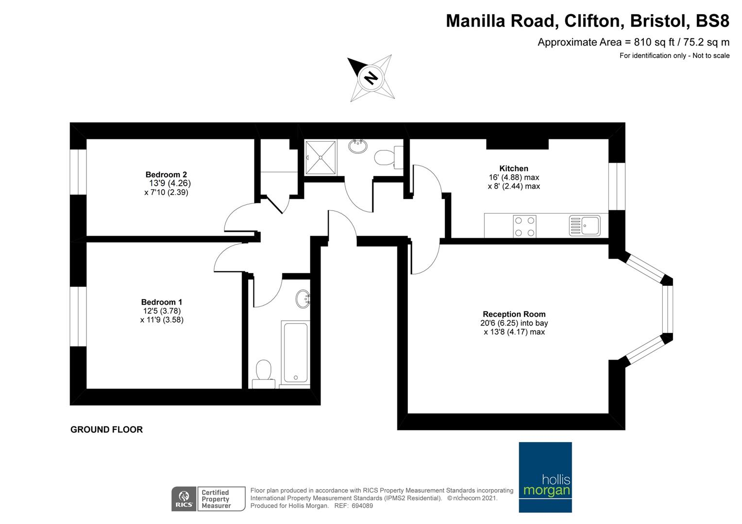 Floorplans For Manilla Road, Clifton