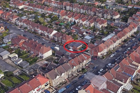 View Full Details for PLOT WITH PLANNING - BS4 - EAID:hollismoapi, BID:11