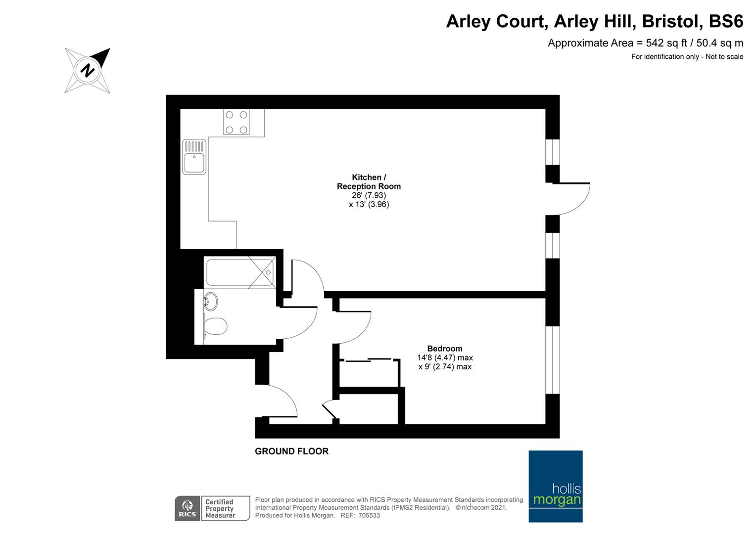 Floorplans For Arley Hill, Cotham